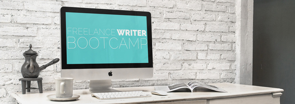 Freelance Writer Bootcamp in home office